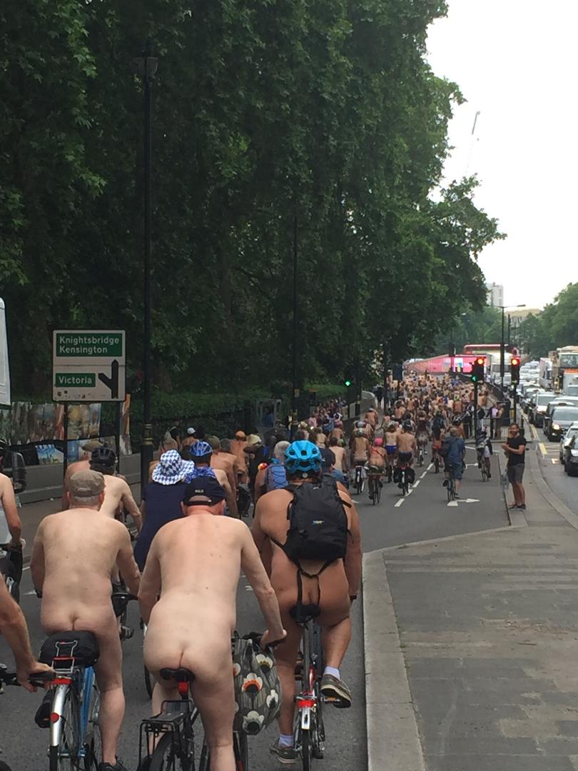 London Bike Ride Event 2018 - 4