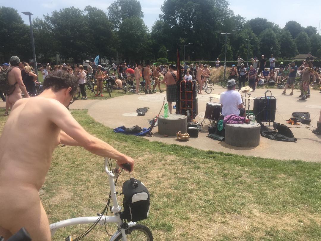London Bike Ride Event 2018 - 5